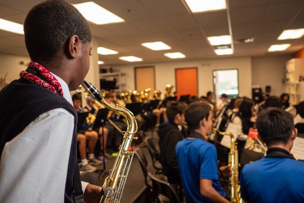 Newton's Grove School Music