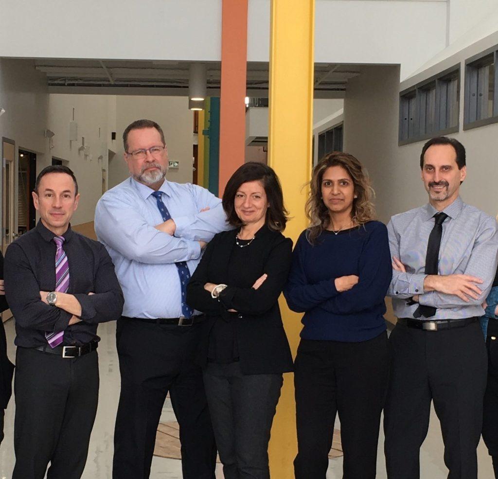 Newton's Grove School 2018 staff members cropped
