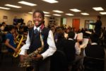 Newton groves school Music jazz club